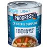 Progresso Light Chicken & Dumpling Soup, 1 lb 2.5 oz