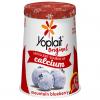 Yoplait Original 99% Fat Free Yogurt Mountain Blueberry, 6 oz