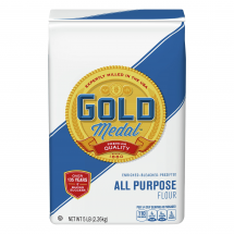 Gold Medal All-purpose Flour, 5 lbs