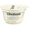 Chobani Non-Fat Greek Yogurt Plain, 5.3 oz