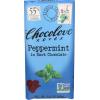 Chocolove Peppermint in Dark Chocolate, 3.2 oz