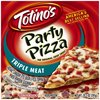 Totino's Triple Meat Party Pizza, 10.5 oz