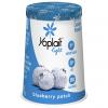 Yoplait Light Fat Free Yogurt Blueberry Patch, 6 oz