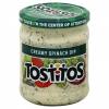 Tostitos Creamy Spinach Dip, 15 oz