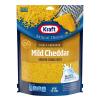 Kraft Natural Cheese Finely Shredded Mild Cheddar, 8 oz