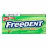 Wrigley's Freedent Peppermint Gum, 15 ct