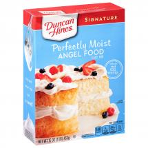 Duncan Hines Angel Food Signature Cake Mix, 16 oz