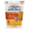Cache Valley Mild Cheddar Shredded Cheese, 8 oz
