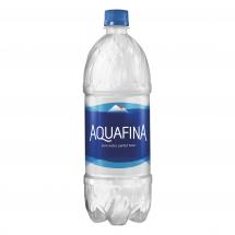 Aquafina Purified Drinking Water, 1 l