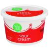 Food Club Sour Cream, 16 oz