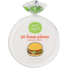 That's Smart Foam Plates, 30 ct