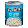 Progresso New England Clam Chowder, 18.5 oz