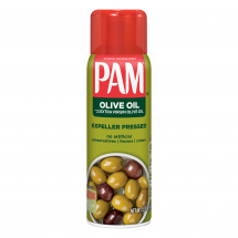 Pam No-stick Cooking Spray Purely Olive Oil, 5 oz