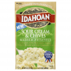 Idahoan Sour Cream & Chives Instant Mashed Potatoes, 4 oz