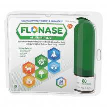 Flonase Allergy Relief Nasal Spray, 60 Metered Sprays