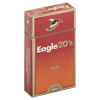 EAGLE 20S RED 100S PK