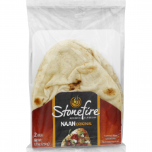 Stonefire Naan Original All Natural