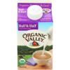 Organic Valley Half & Half, 1 pt