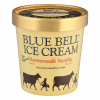 Blue Bell Homemade Vanilla Ice Cream, 1 ct.