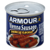 Armour Barbecue Flavored Vienna Sausage, 4.6 oz