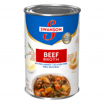 Swanson Beef Broth, 14.5 oz