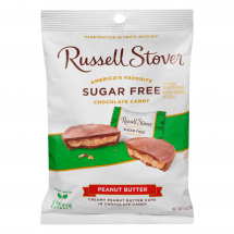 Russell Stover Sugar Free Peanut Butter Cups, 3 oz