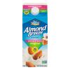 Blue Diamond Almond Breeze Almondmilk Original Unsweetened, 0.5 gal