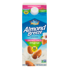 Blue Diamond Almond Breeze Almondmilk Original Unsweetened, 1/2 gal