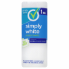 Simply Done Simply White Paper Towels, 1 ct