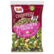 Dole Chopped Salad Kit Sunflower Crunch, 10.6 oz