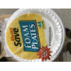 Always Save Foam Plates, 44 ct