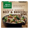 Marie Callender's Tender Ginger beef & broccoli Bowl, 11.8 oz