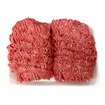 80% Lean Ground Beef Family Pack - 3 lbs or more