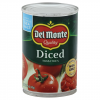 Del Monte Diced Tomatoes, 14.5 oz
