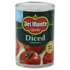 Del Monte Diced Tomatoes, 14.5 oz