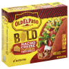 Old El Paso Bold Nacho Cheese Flavored Taco Shells, 10 ct