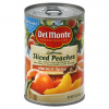Del Monte Harvest Spice in Light Syrup Peaches Sliced Yellow Cling, 15 oz