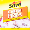 Always Save Cheese Pizza Thin Crust, 5.2 oz