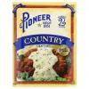 Pioneer Brand Country Gravy Mix, 2.75 oz