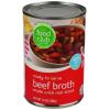 Food Club Beef Broth, 14 oz
