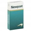 Newport Cigarettes 100's, 1 ct