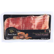 Boar's Head Naturally Smoked Bacon, 16 oz
