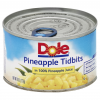 Dole Packaged Foods Company Dole Pineapple Tidbits In Its Own Juice 8oz, 8 oz