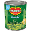 Del Monte Cut Green Beans, 28 oz