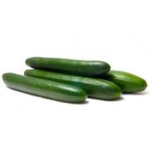 English Hot House Cucumbers